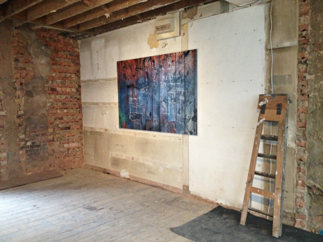 Spaces in Transition - work by Fernando Perez Fraile