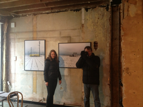 Spaces in Transition - Susan Johnson Mumford and Chris King